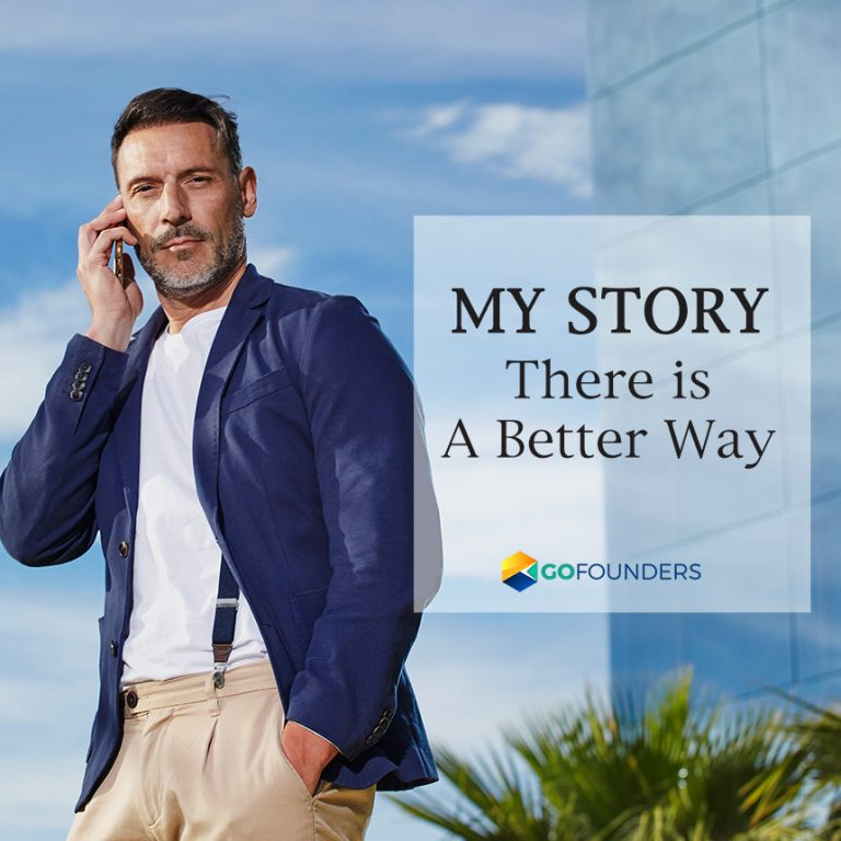 My Story-there is a better way