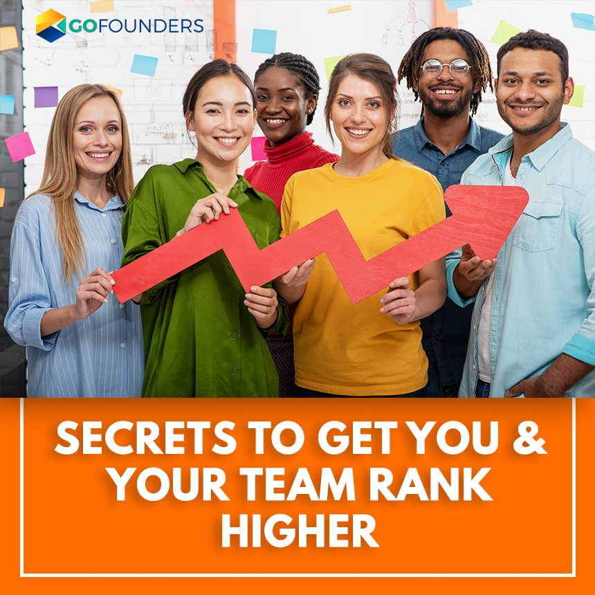 Secrets to get you and your team higher