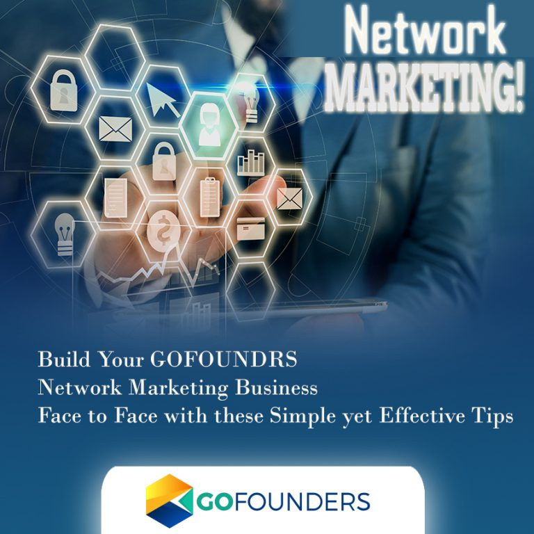 GoFounder- network marketing