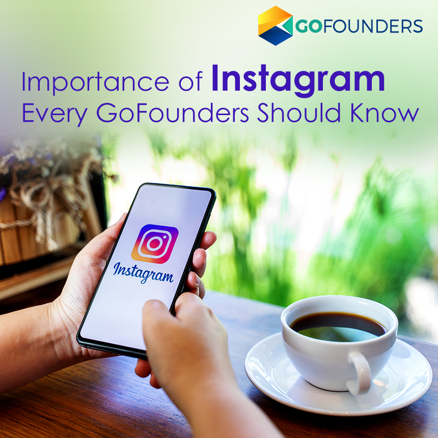 Importance of Instagram Every GoFounders Should Know