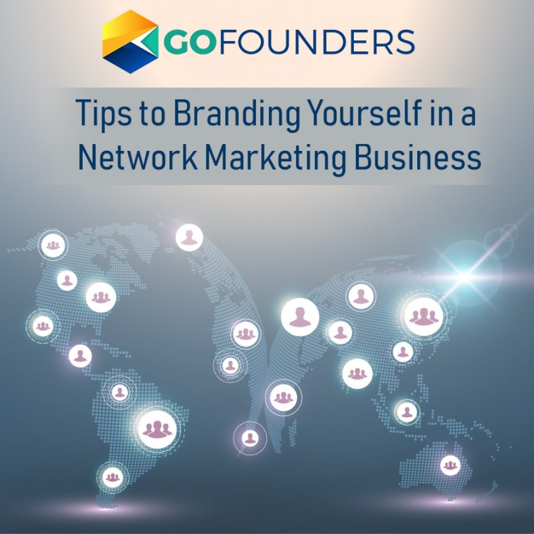 Tips to Brand Yourself in a Network Marketing Business