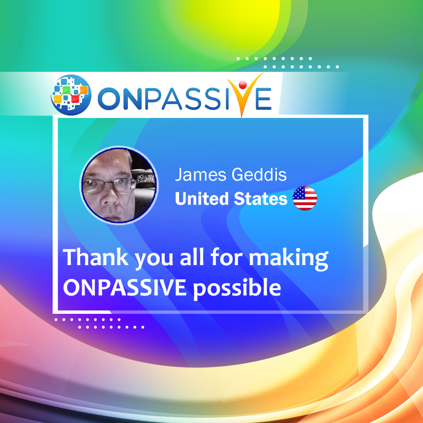 making onpassive possible