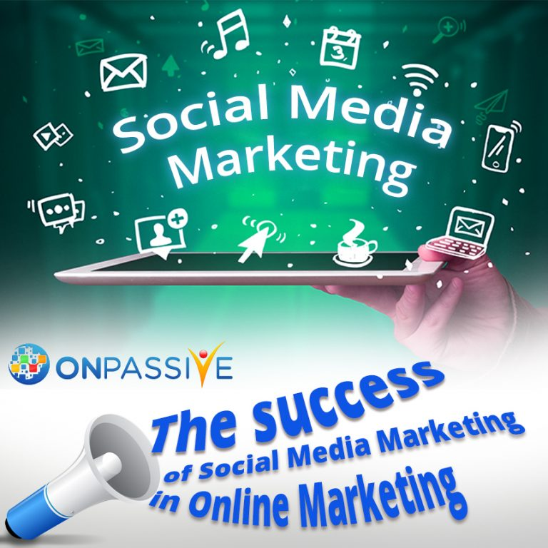 social media in online marketing
