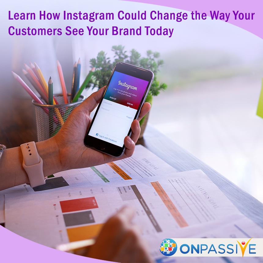 Instagram page branding