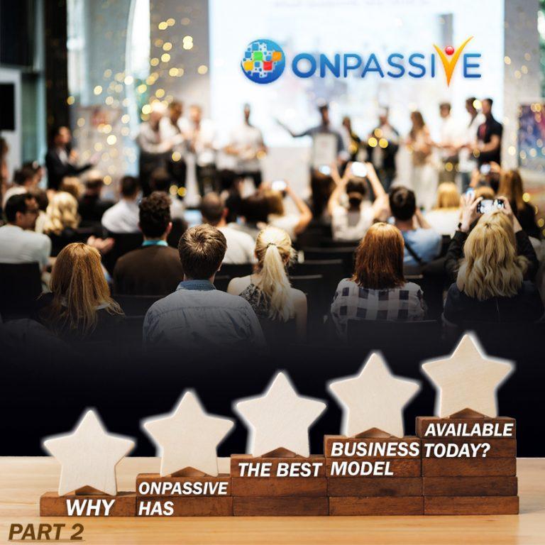 Why ONPASSIVE