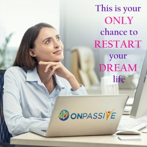 this is your only chance to restart your dream life