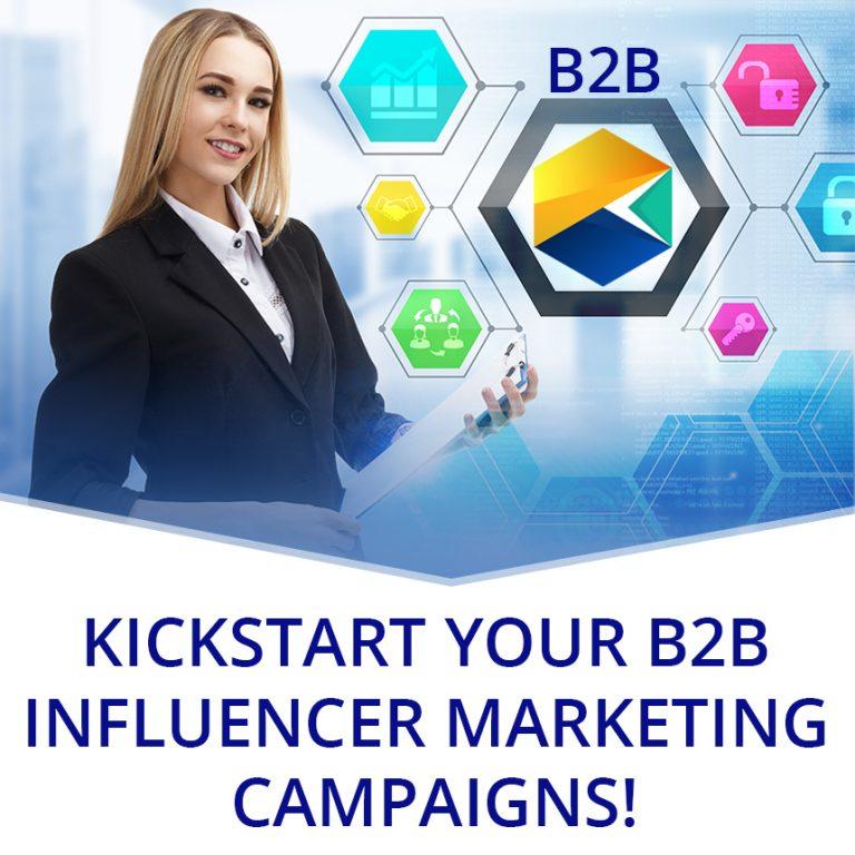 B2B influencer marketing
