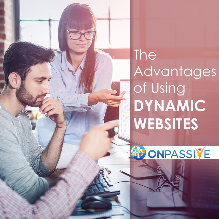 Dynamic websites