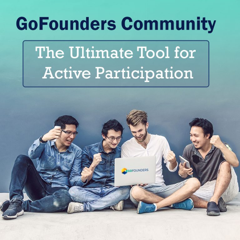GoFounders Community the ultimate tool