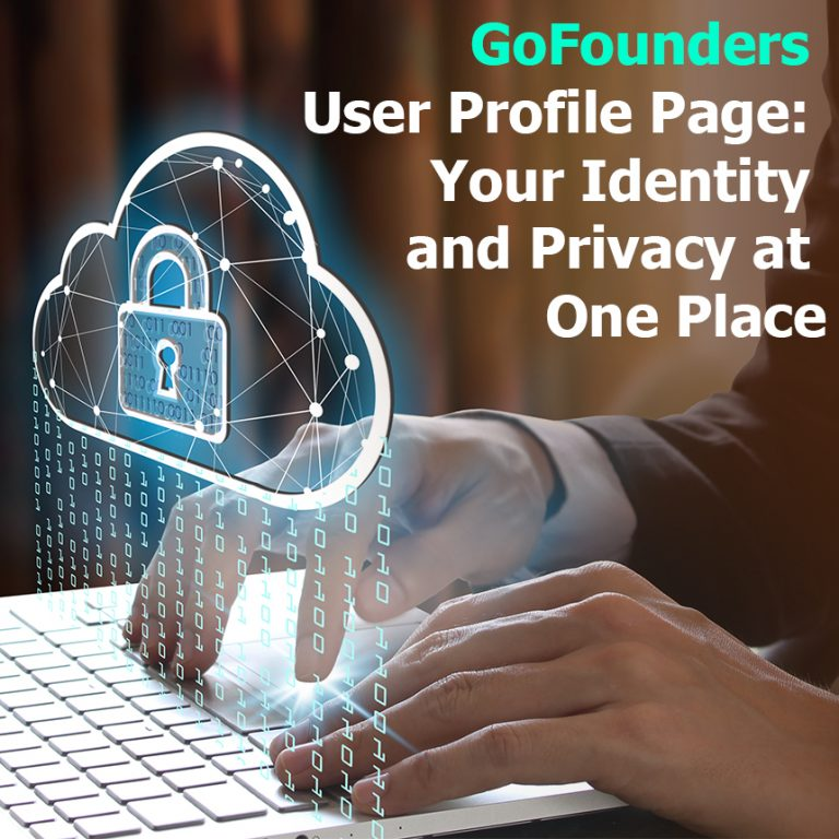 GoFounders Profile Page