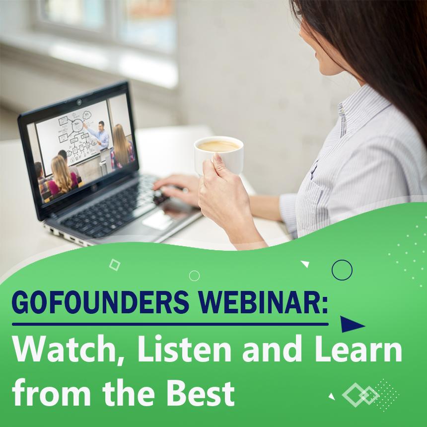 GoFounders Webinar