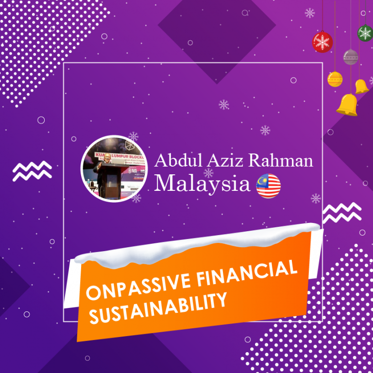 ONPASSIVE IS FINANCIAL SUSTAINABILITY