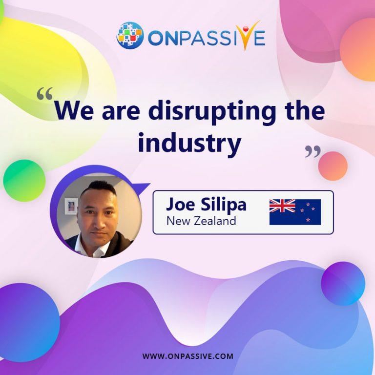 ONPASSIVE revolutionizes