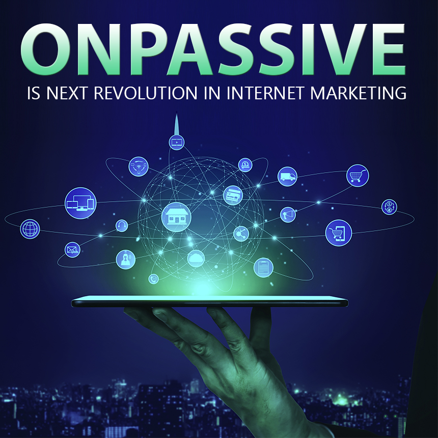 REVOLUTION IN INTERNET MARKETING