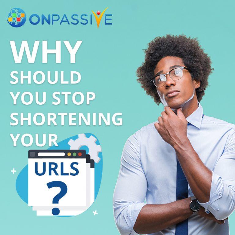 Stop Shortening Your URLs