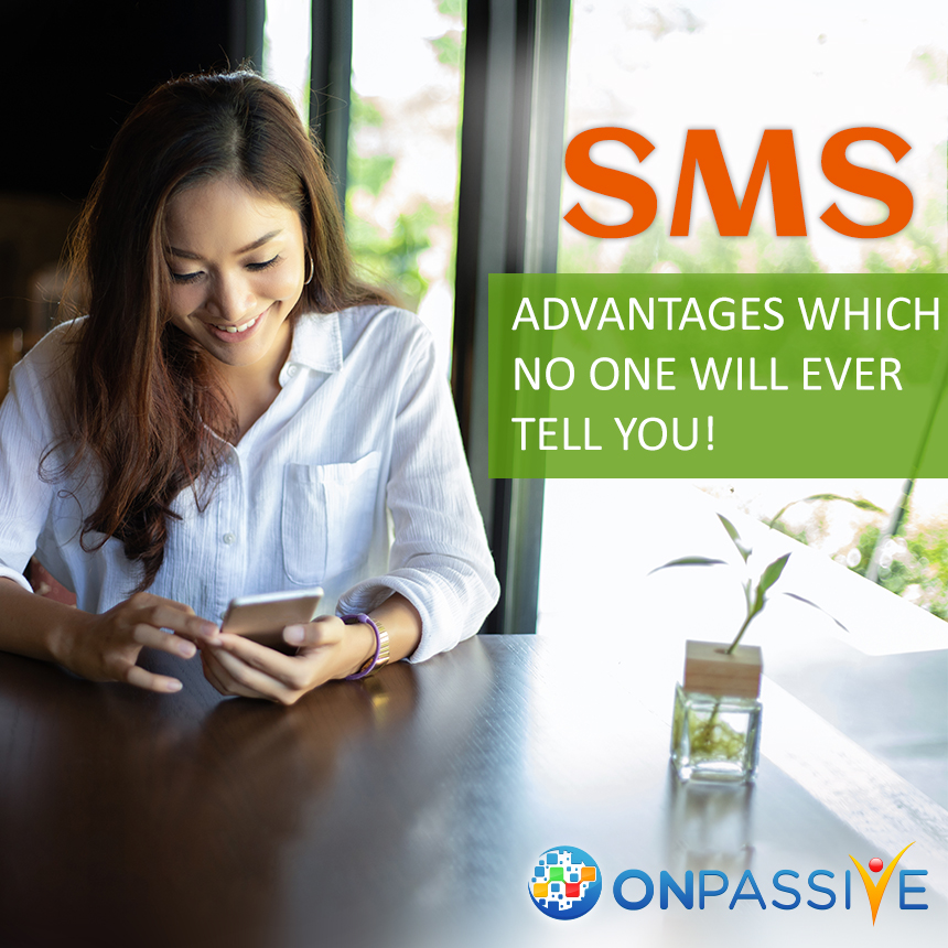advantages of sms