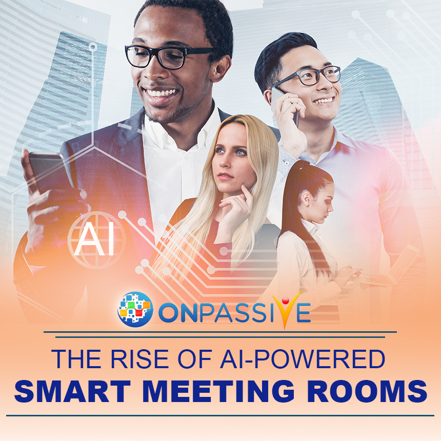 AI-powered smart meeting rooms