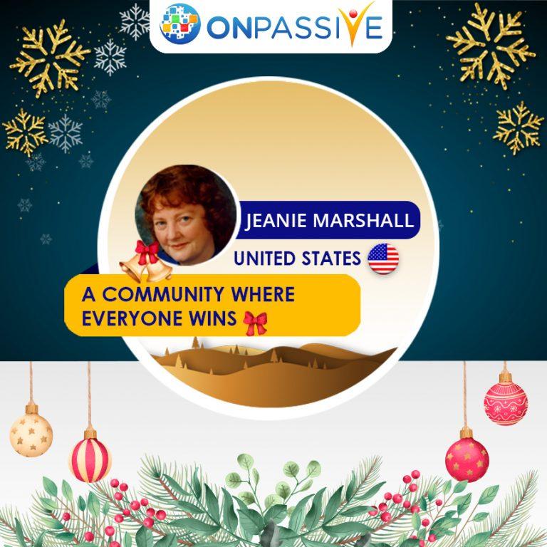 community - Jeanie
