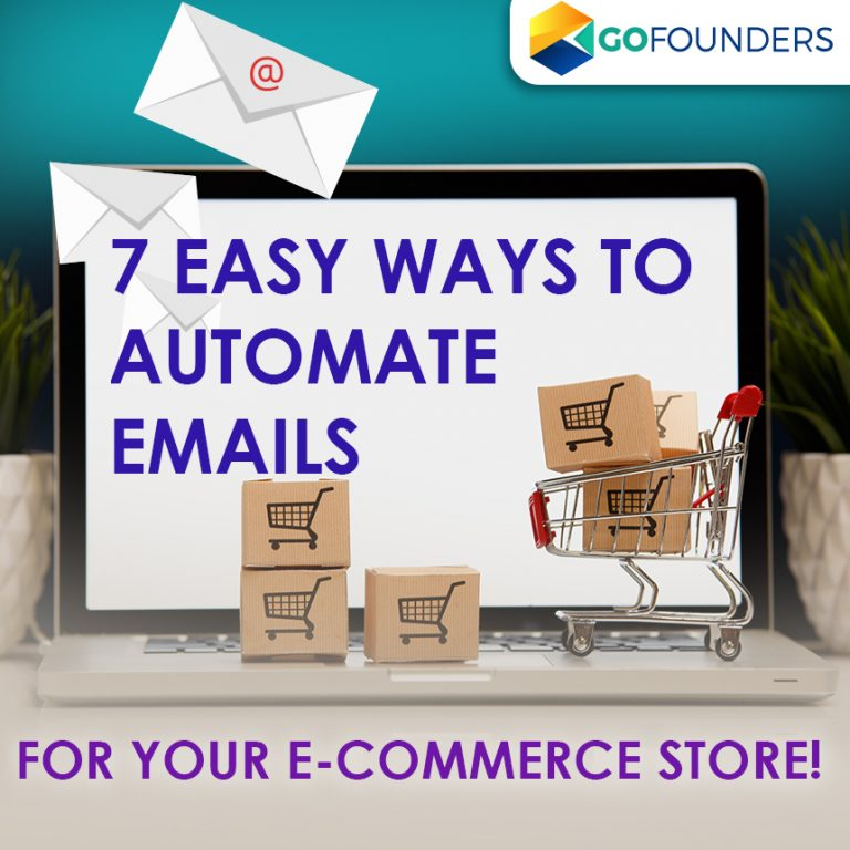 Automate Emails For Your E-commerce Store!