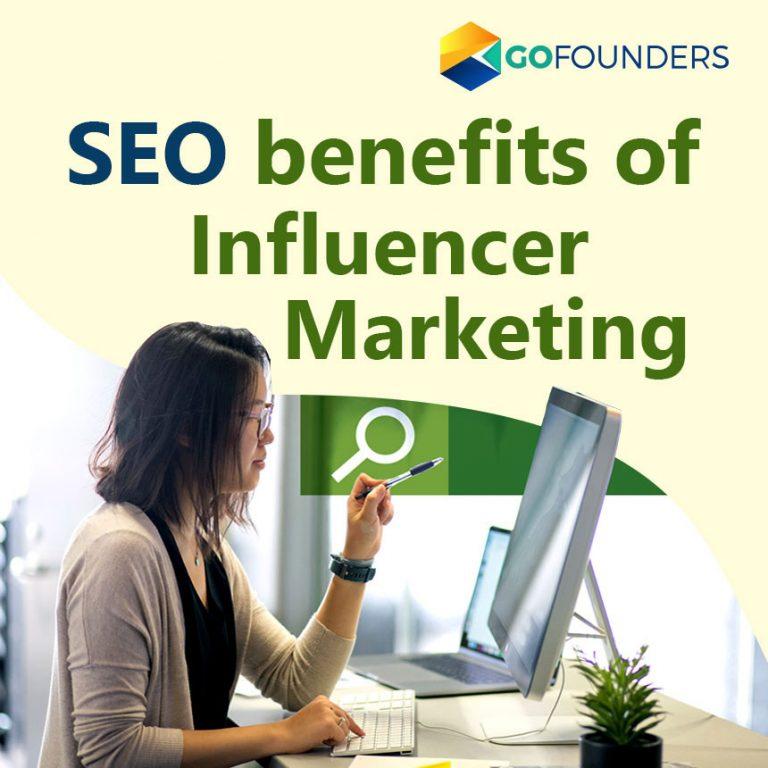 seo benefits of influencer marketing
