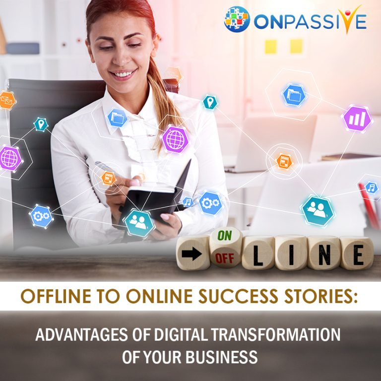 offline to online success stories