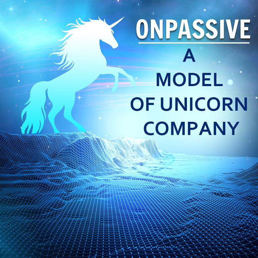 model of unicorn company