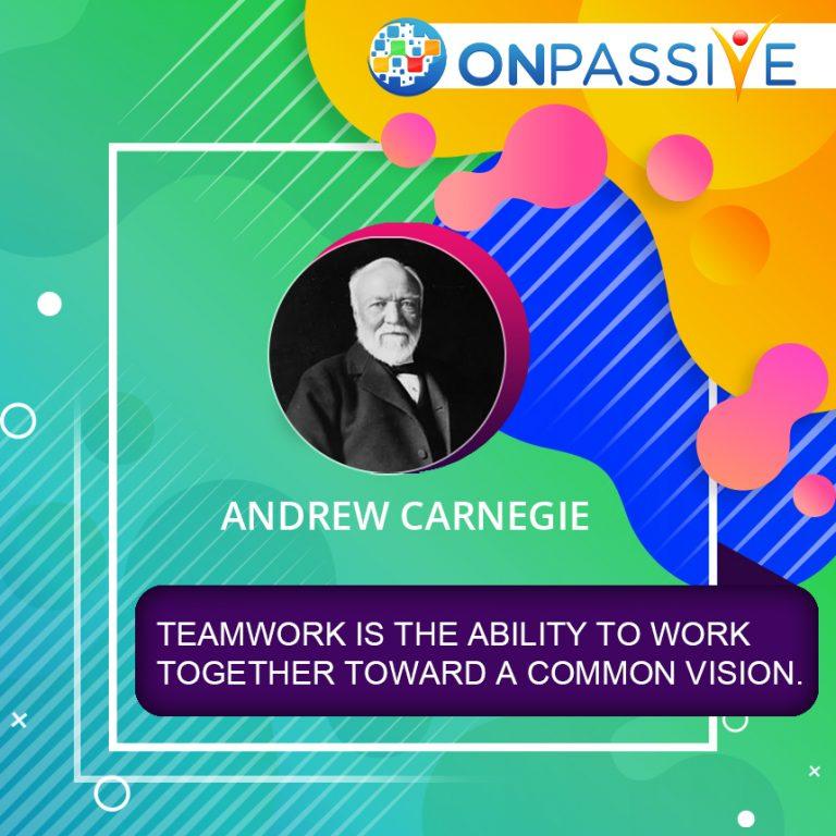ONPASSIVE Community Teamwork