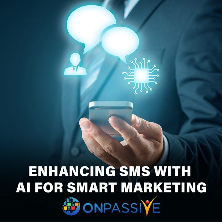 AI-based SMS marketing
