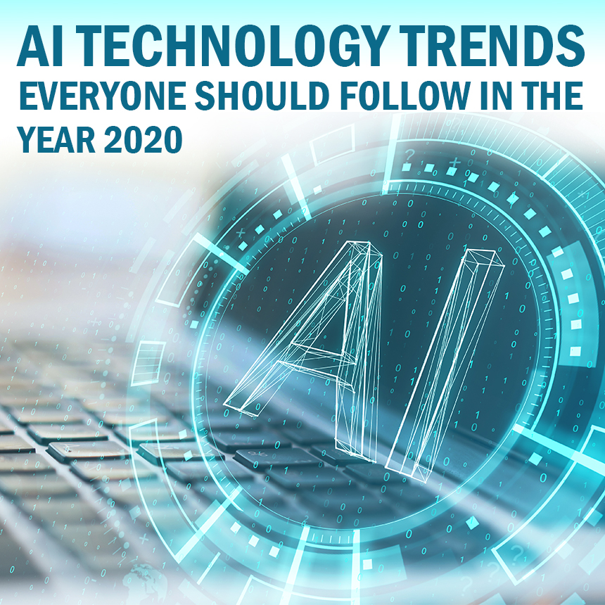 Artificial Intelligence Technology Trends-2020