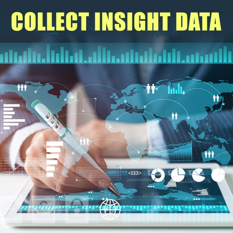 Collect insight data