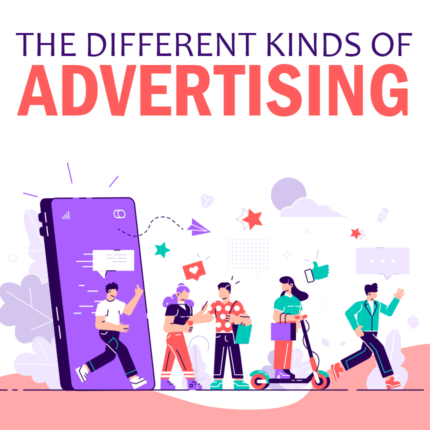 Kinds Of Advertising