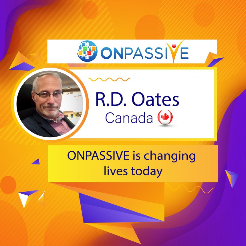 ONPASSIVE is changing lives today