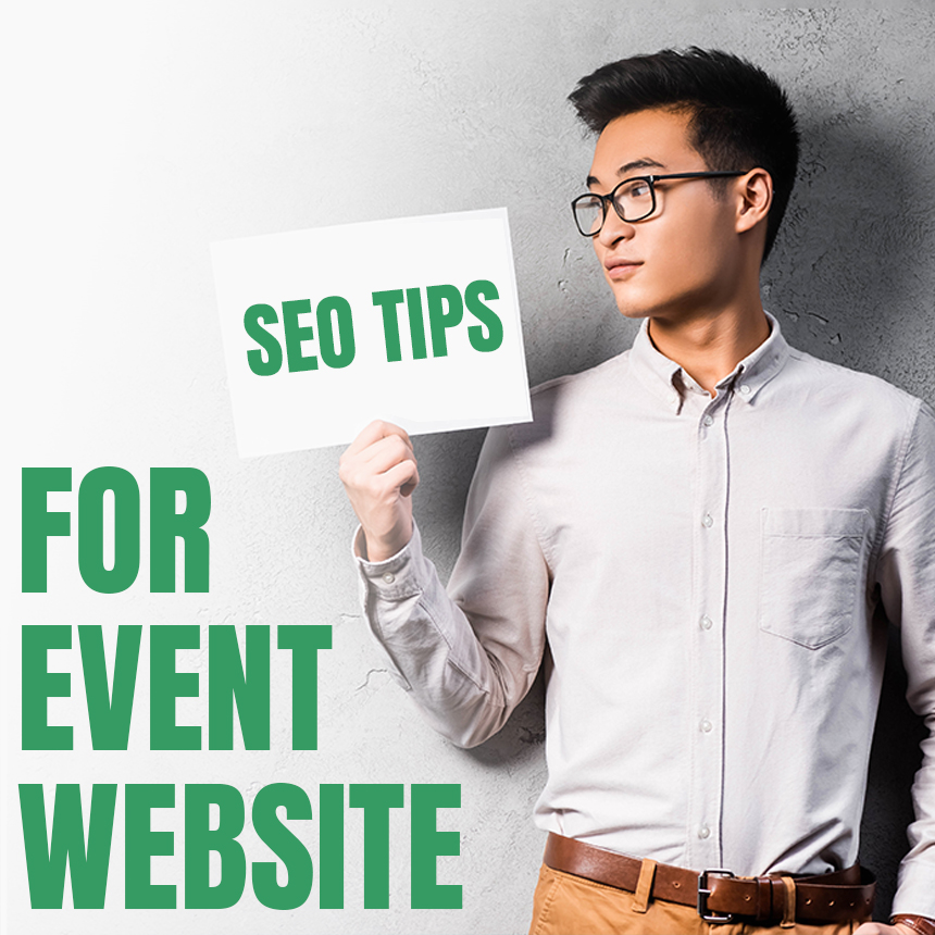 Search Engine Optimization of an Event Website