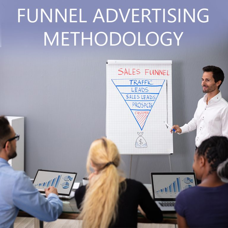 The advertising methodology