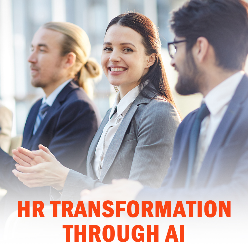 Transformation Of Hr With Automation And Artificial Intelligence