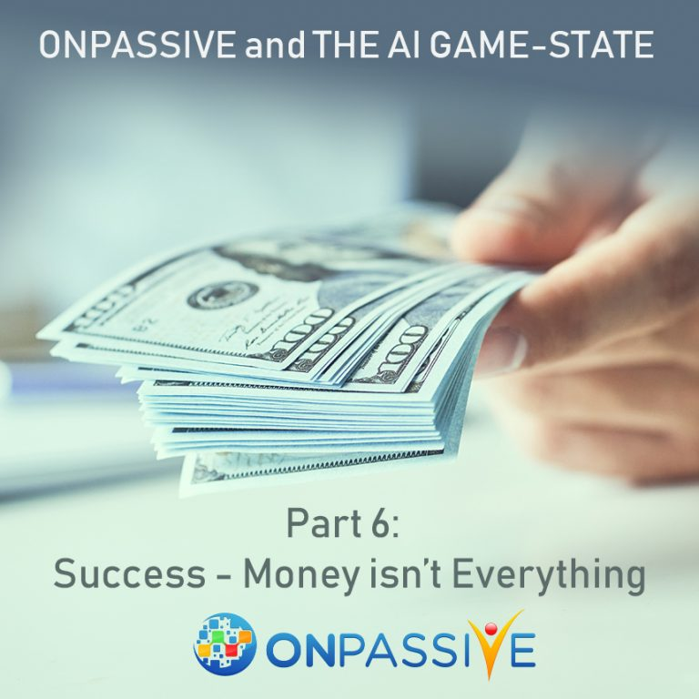 onpassive & the ai game state