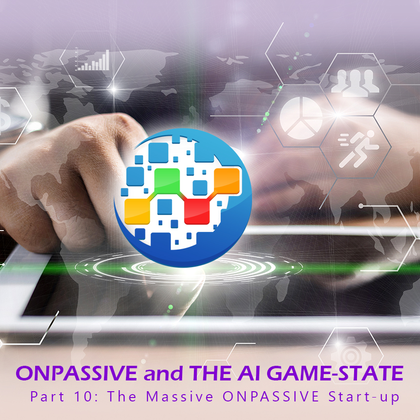 ONPASSIVE Artificial Intelligence Game State
