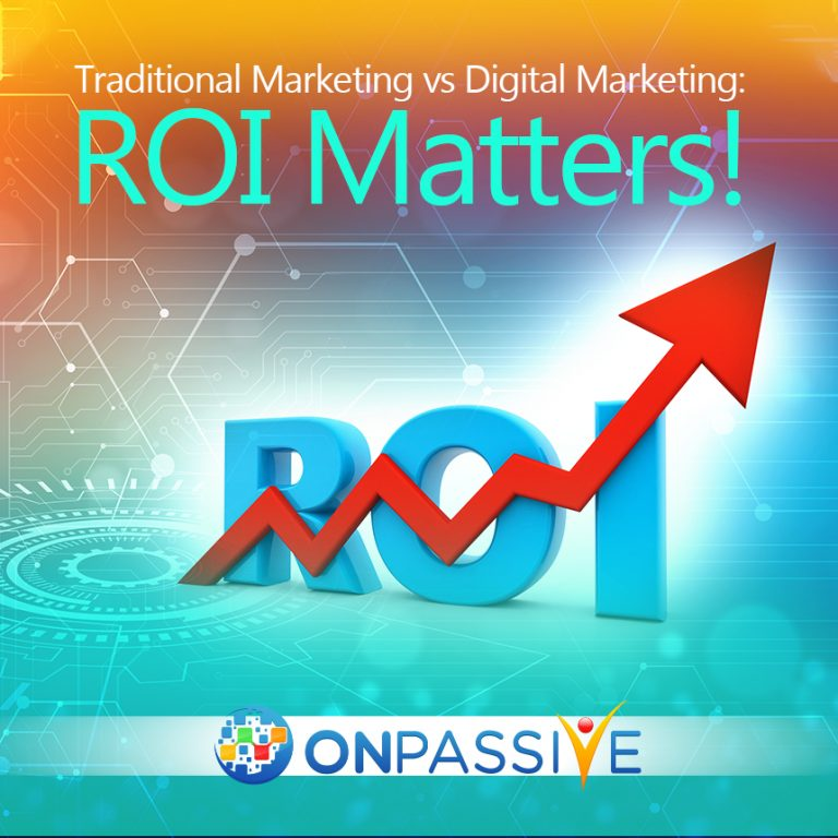 traditional v/s digital marketing