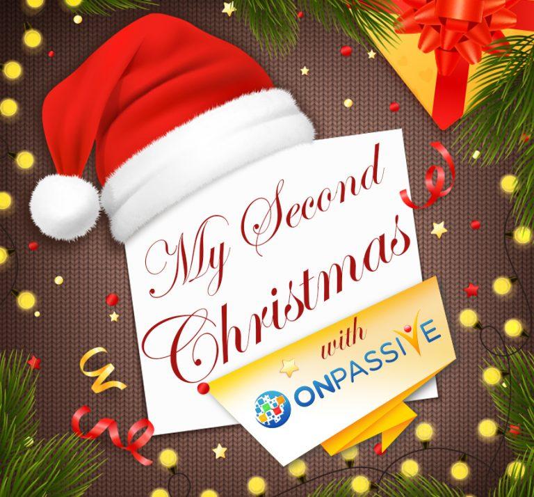 Christmas with ONPASSIVE