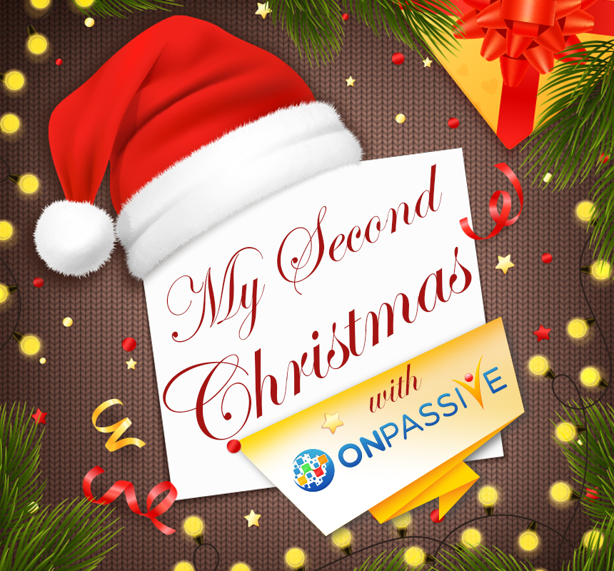Christmas with ONPASSIVE