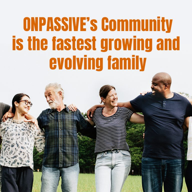 onpassive community