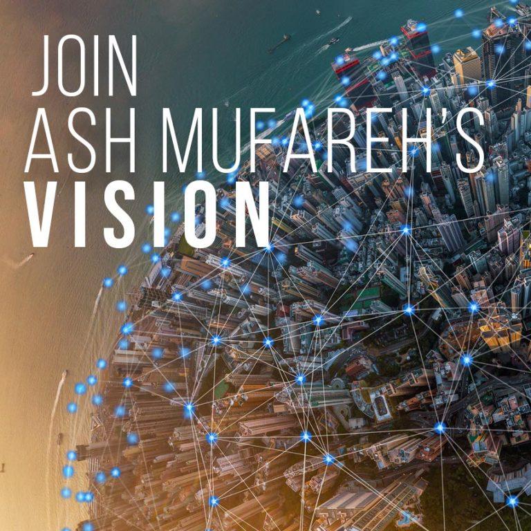 Ash Mufareh Shaping the future
