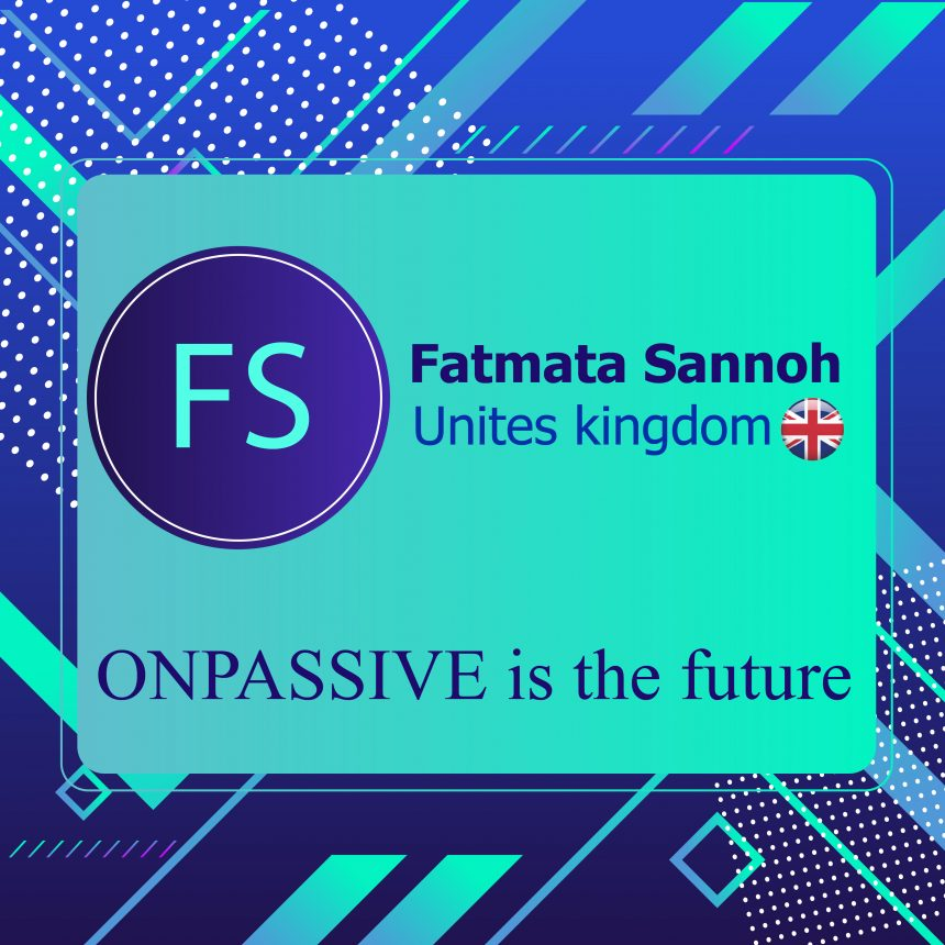 ONPASSIVE is the future