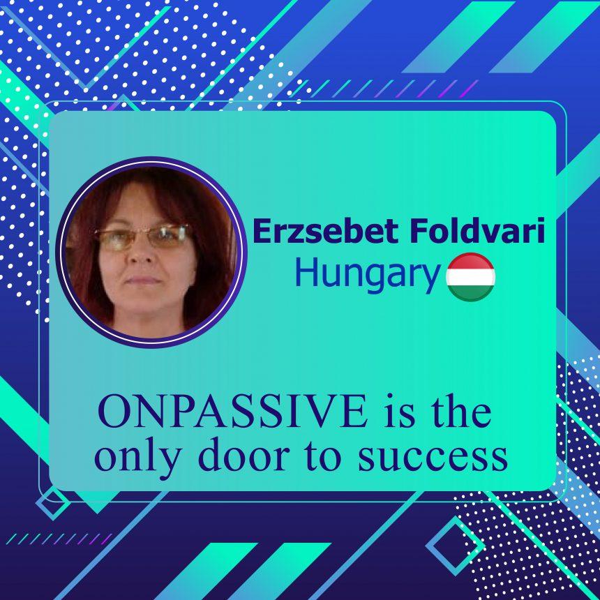 ONPASSIVE is the only door to success