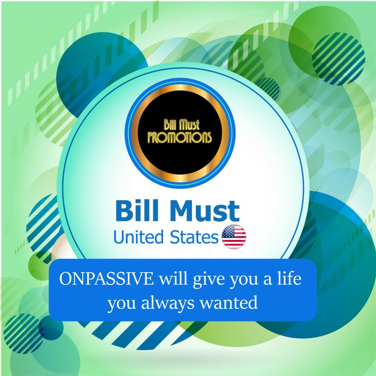 ONPASSIVE will give you a life