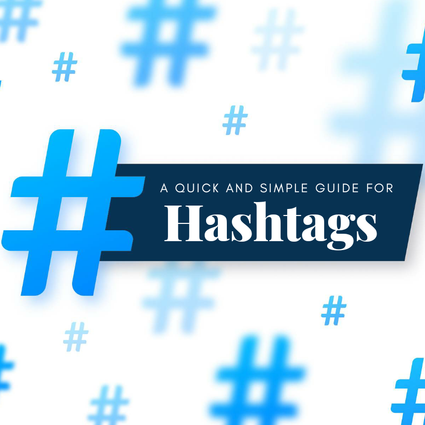 Using Hashtags