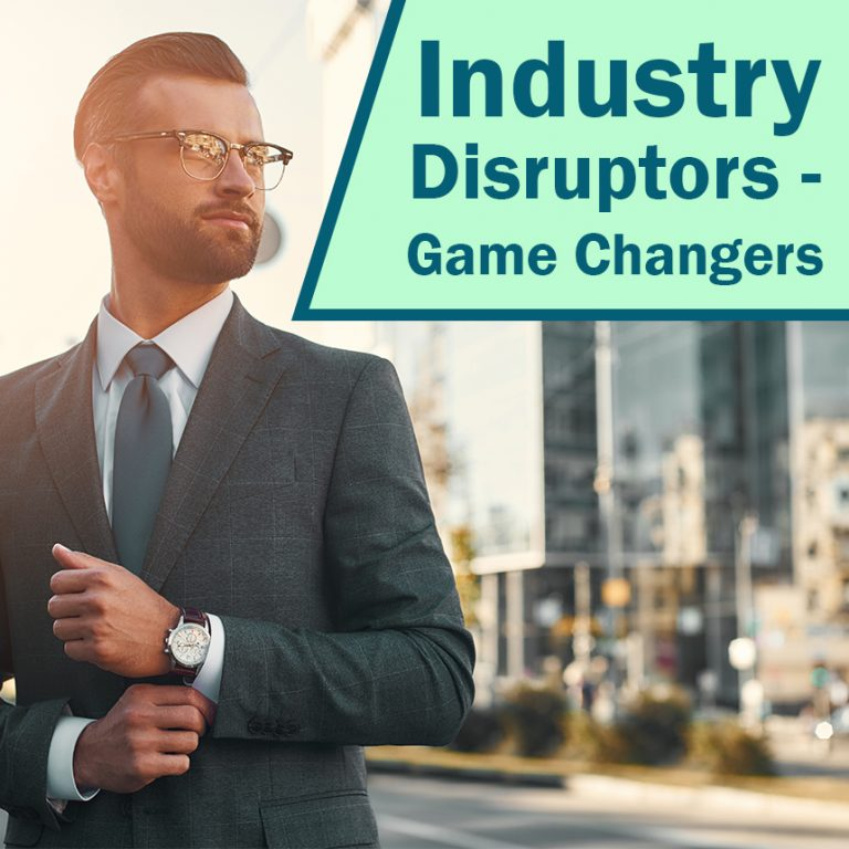 Industry disruption