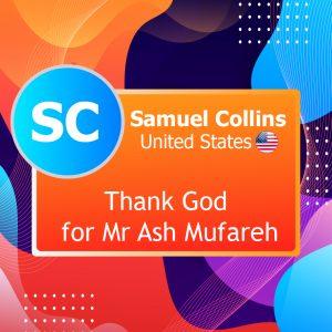 Mr. Ash Mufareh