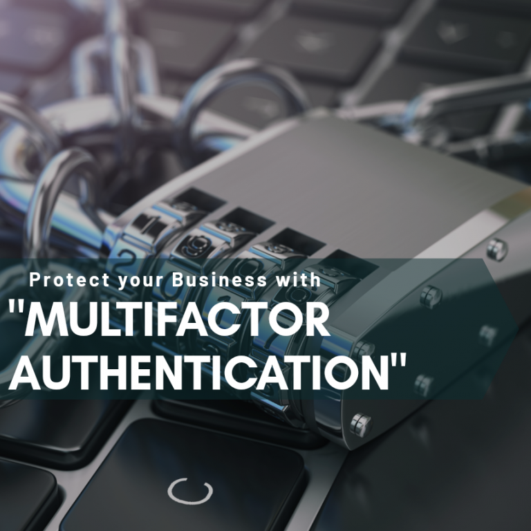 Multifactor Authentication