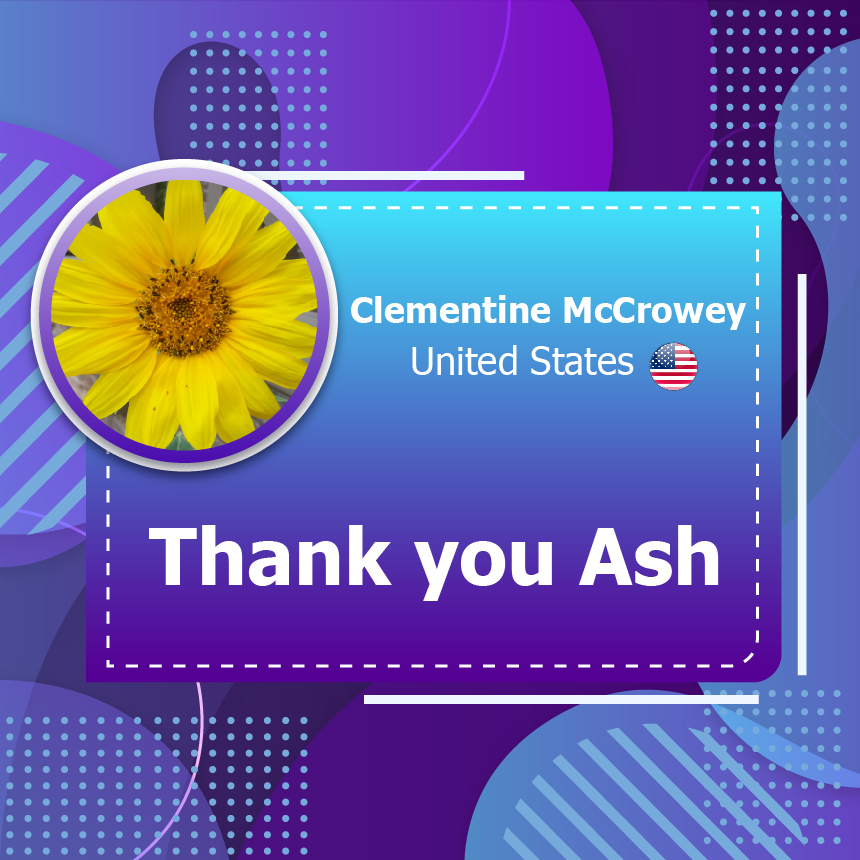 ONPASSIVE Review Thank you, Ash